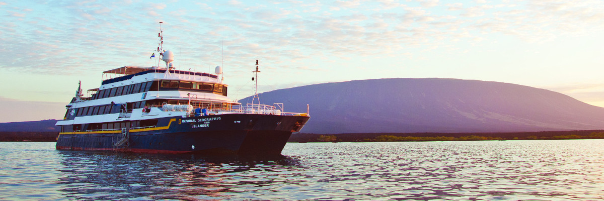 Small Ship Adventure Cruise Itineraries