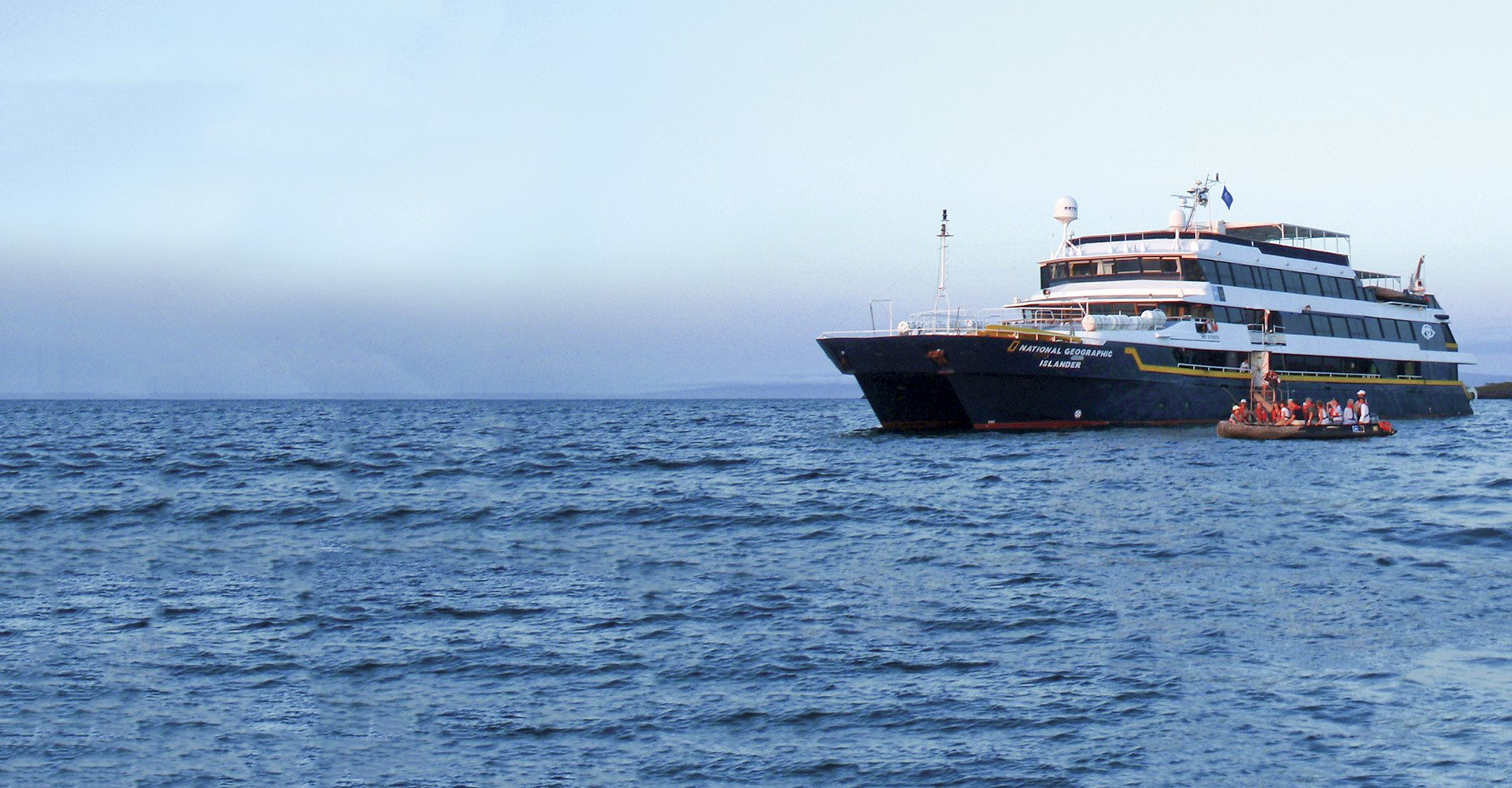 Galapagos Cruise aboard National Geographic Islander