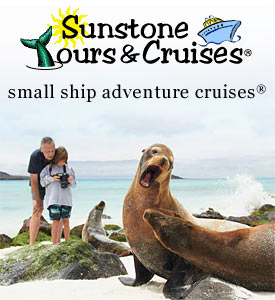 Sunstone Tours & Cruises - small ship adventure cruises